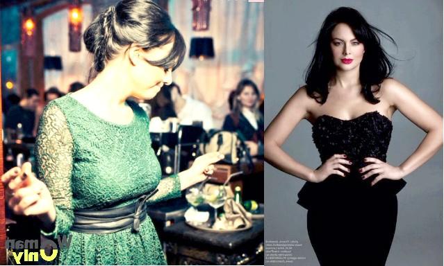 10 кращих моделей plus size - Ольга Воротнікова