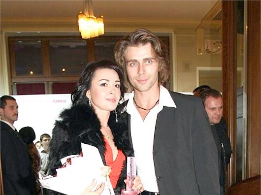 Анастасія Заворотнюк розлучилася з Петром Чернишовим