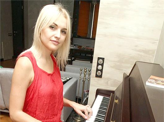 Анна Городжів: «я люблю нашу країну и очень хочу, щоб все вокруг Було ще краще»