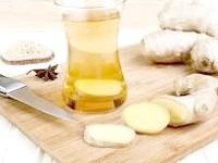 Чай з імбиром для схуднення