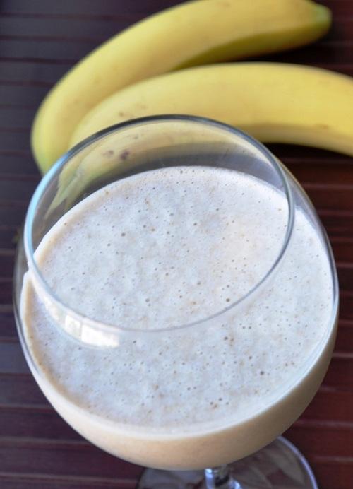 готуємо смузі з кокосовим молоком фото