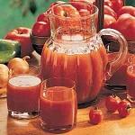 Дієта на томатному соку для схуднення
