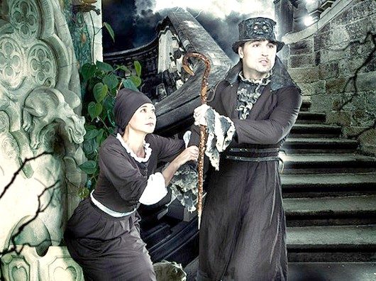 Діма білан і Ірина Хакамада покаються в страшних гріхах