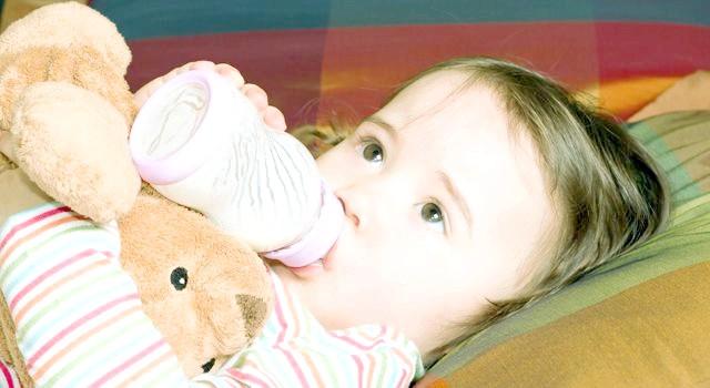 Дисбактеріоз у дітей
