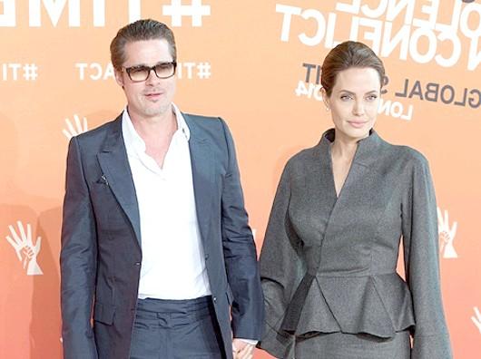 Джолі і Пітт знімуться в кіно разом зі своїми шістьма дітьми