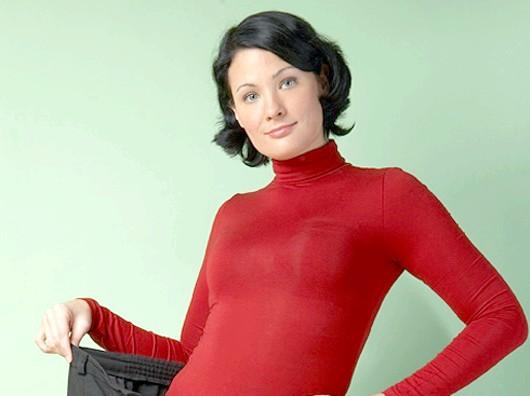 Катерина Мириманова: «свята - це не їжа»