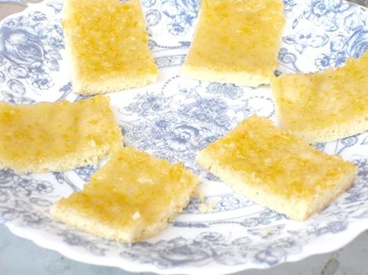 Готуємо дуже просте лимонне печиво