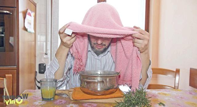 Інгаляції при бронхіті в домашніх умовах