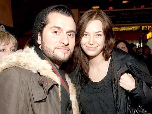 Іраклій Пірцхалава з дружиною Софією. Фото: Fotodom.ru.