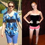 Історія Ангеліни: скинула 13 кг за 2 місяці без дієт