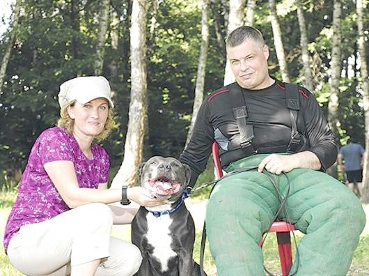 Іван Затевахин: «мене тільки раз у житті вкусила собака»