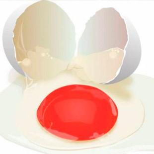 Яєчна маска для волосся