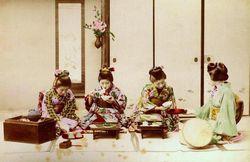 Японська чайна церемонія