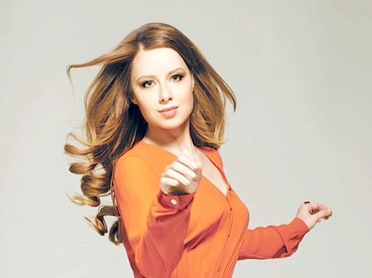 Юлія Савічева: «я довго мріяла озвучити якого-небудь мультперсонажу»