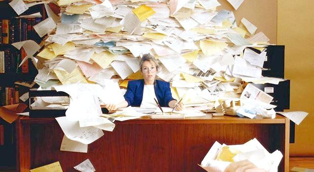 Як безлад на робочому місці провокує помилки?