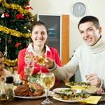 Як не переїсти на свята в Новий рік