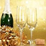 Як пити новорічне шампанське
