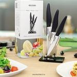 Керамічні ножі: підглянуто на найстильнішою кухні