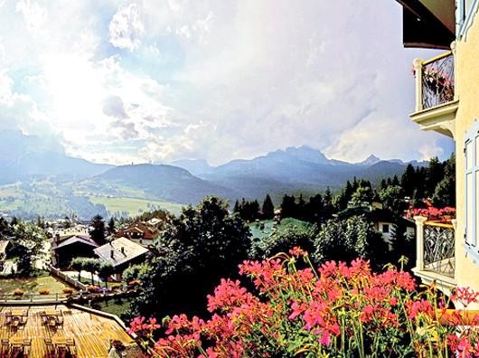 Кортіна-д'Ампеццо - курорт для обраних