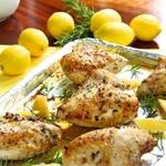 Куряче філе з лимоном