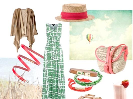 Літній дрес-код: як виглядати естетично і не спітніти