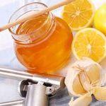 Лимон з часником - засіб для чищення судин