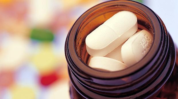 таблетки в баночці