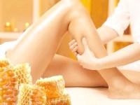 Медовий масаж від целюліту