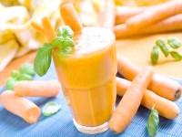 Морквяний сік для схуднення