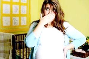 Неприємний присмак у роті при вагітності