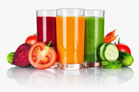 Овочеві смузі: смачні рецепти з фото