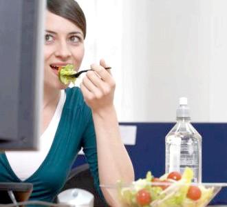 Правильне харчування на роботі