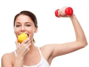 Правильне харчування при тренуваннях