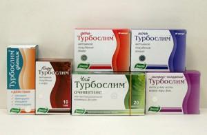 Препарат для активного схуднення Турбослім