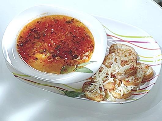 «Римські канікули» за обідом
