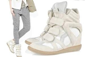 З чим носити взуття маранти?