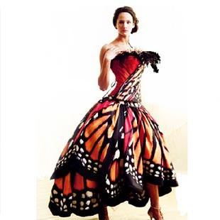 Найкрасівіше плаття в мире