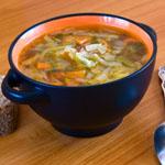 Сельдеревий суп для схуднення - простий рецепт