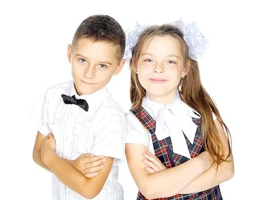 Шкільна форма: прищеплюємо стиль дитині