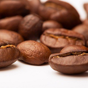 Скраб з кави для обличчя