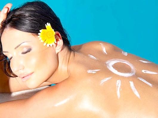 Сонцезахисний крем: правила експлуатації