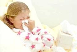 Стафілокок в носі у дитини