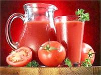 Користь томатного соку, його шкоду