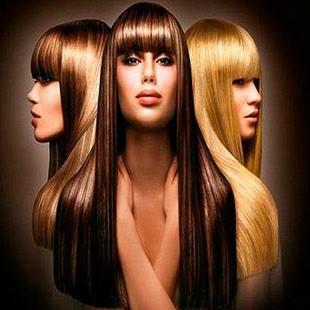 Тонування волосся після мелірування