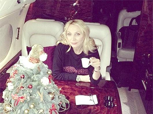 Twitter: новорічні канікули зірок