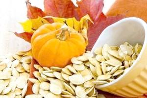 Гарбузове насіння при панкреатиті