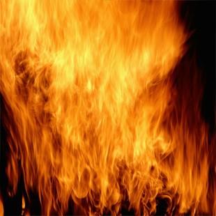 Бачити вогонь у сні