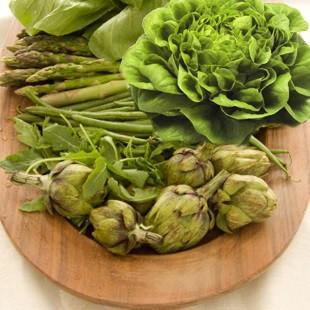 Види зелених салатів