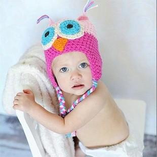 В'язання шапочки для дітей гачком