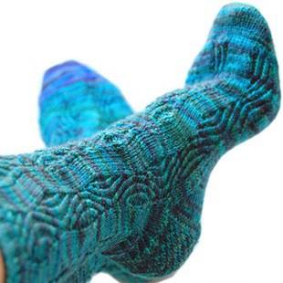 В'язання спицями шкарпеток для початківців